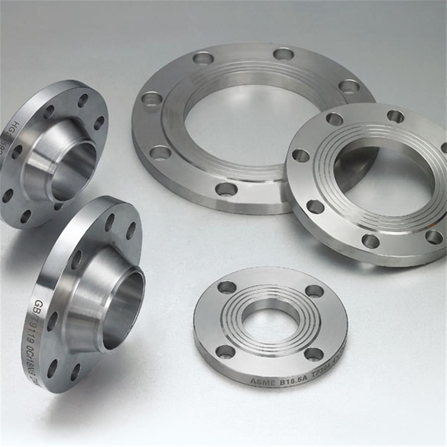 42 Stainless-Steel-Flanges